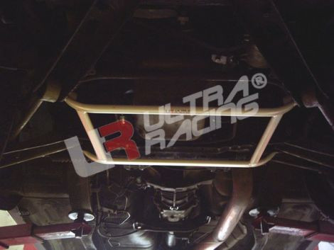 UltraRacing 4-Point Front Lower Brace Nissan 200SX S13