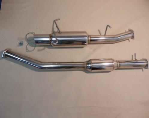 """BLITZ """"Nür Spec R"""" Abgasanlage für Nissan Skyline R33 GTS"""