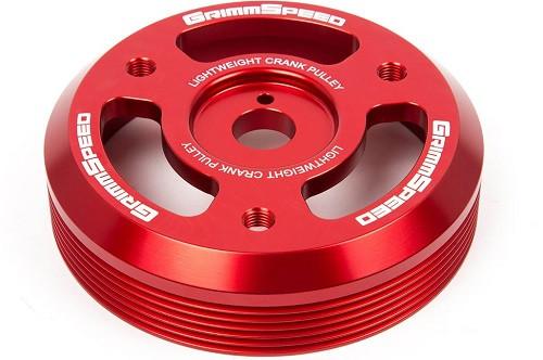 """GRIMMSPEED """"Lightweight Crank Pulley"""" für Toyota GT86 & Subaru BRZ"""