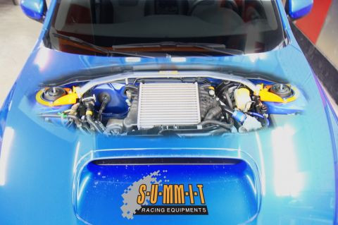 Summit Racing Domstrebe für Subaru Impreza 08-
