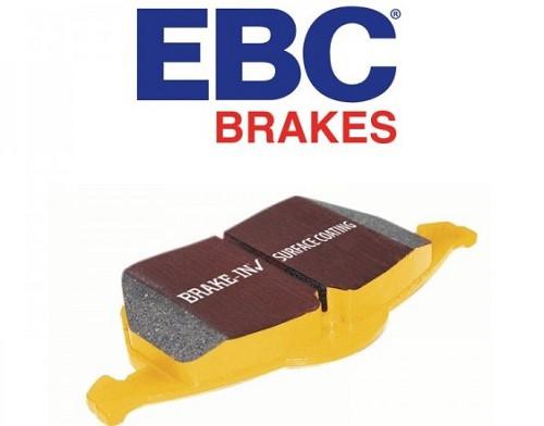 EBC Yellowstuff Bremsbeläge Satz VA Suzuki Swift EZ/MZ
