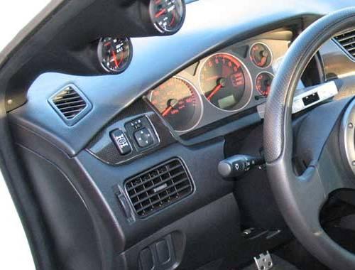 Lo-Tek A-Säulenhalterung 2-fach für Mitsubishi EVO