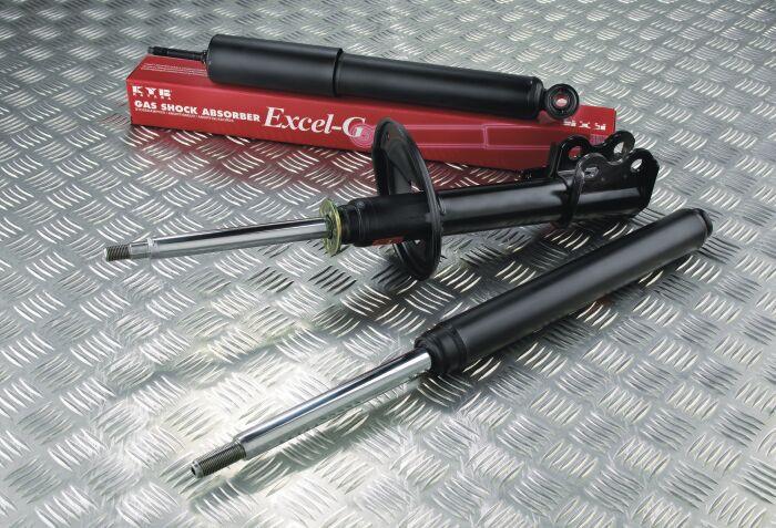 KYB Excel G Stoßdämpfer für Toyota MR2 W2/SW20