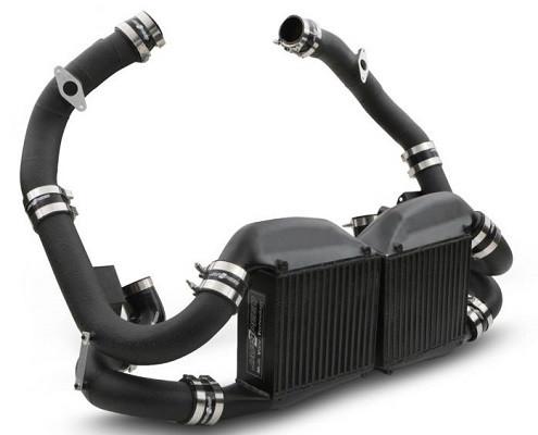 JAPSPEED MVT FMIC Ladeluftkühler Kit Nissan GT-R R35