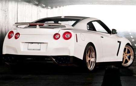 """JAPSPEED """"Downpipe Back"""" V2 Abgasanlage für Nissan GT-R R35"""