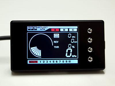 HKS EVC6-IR 2.4 Ladedruck Controller