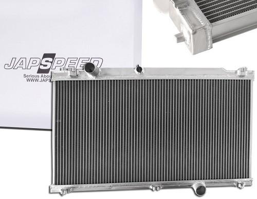 """JAPSPEED """"High Flow"""" Aluminium Wasser-Kühler für Lexus IS250"""