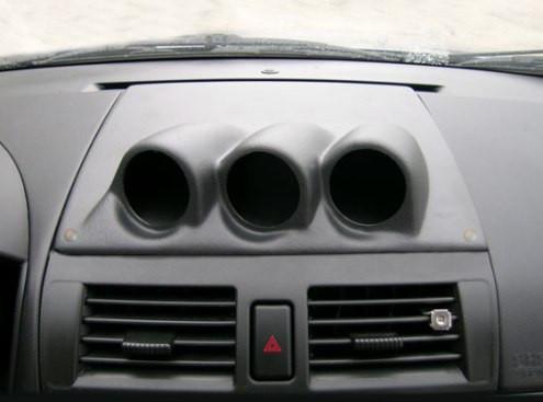 Lo-Tek Anzeigenhalterung für Mazda 3  03-09