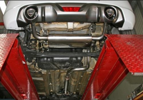 BASTUCK Abgasanlage ab KAT für Suzuki Swift Sport NZ