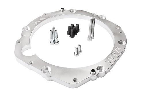 PMC Motorsport Adapter Platte TOYOTA 1JZ / 2JZ an MAZDA RX-8 Getriebe