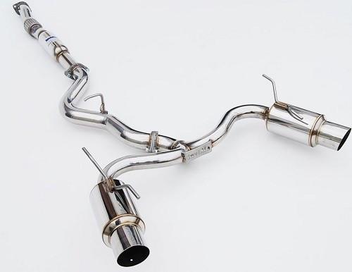 "INVIDIA ""N1"" Abgasanlage für Subaru Impreza WRX STI 2015"