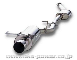 """HKS """"Silent Hi-Power"""" Abgasanlage für Toyota Supra MK3"""