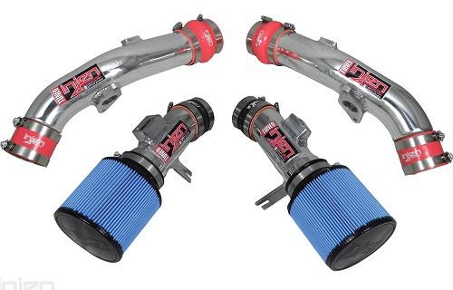 """INJEN """"Twin Intake System"""" für Nissan R35 GT-R"""