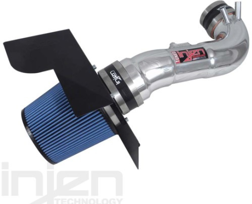 "INJEN ""Short Ram Air Intake system"" für Lexus IS-F 5.0L V8"