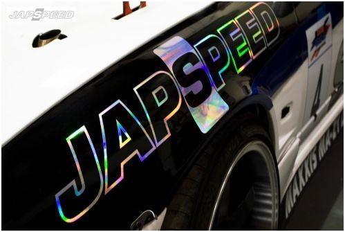 TEAM JAPSPEED Aufkleber / Sticker