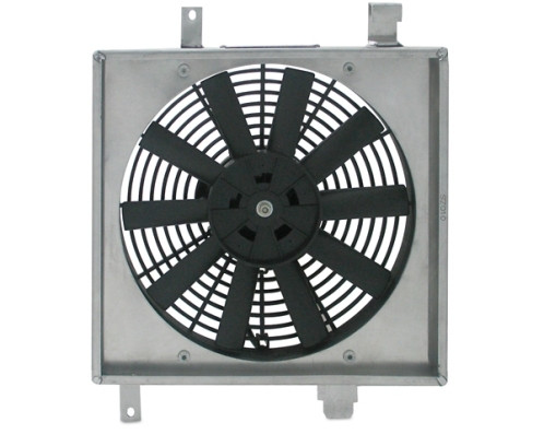 "MISHIMOTO ""Dual Pass Race Radiator Fan Shroud Kit"""