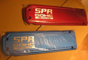 "SPR ""Sport Release Heat Locker Cover"" Suzuki Swift EZ/MZ"