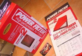 PowerFilter 2 für Suzuki Swift MZ 05-10