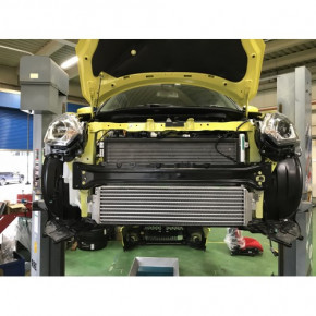 HKS Ladeluftkühler Suzuki Swift Sport ZC33S