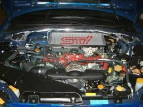 Whiteline Domstrebe VA Subaru Impreza WRX STi 06-07