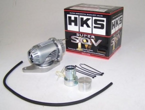 "HKS ""Super Sequential 4"" Blow-Off Ventil Kit für Subaru Impreza WRX & STI 02-07"
