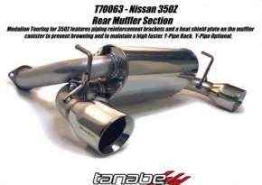 """TANABE """"Medalion Touring"""" Abgasanlage für Nissan 350Z 03-08"""