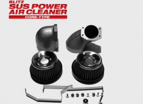 "BLITZ ""SUS Power Induction Twin Filter Kit"" Nissan Skyline RB26DETT"