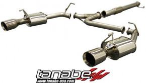 """TANABE """"Medalion Touring"""" Abgasanlage für Mitsubishi 3000GT VR4"""