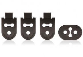 COBB Tuning Auspuffaufhängungs-Kit für Mazda 3 MPS 06-08