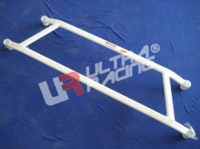 UltraRacing 4-Point Rear Lower Brace Mazda RX-8