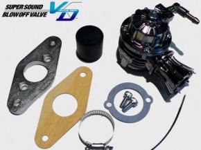 BLITZ Venturi Drive Super Sound Blow Off Ventil für Subaru Impreza WRX 08-13