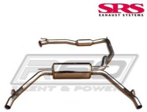 SRS Abgasanlage für Honda Civic 06+ FN2 Type-R