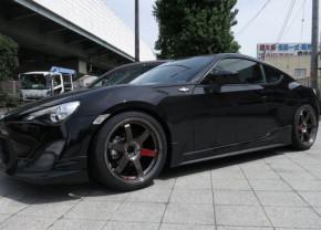 H&R Sportfedern für Toyota GT86 & Subaru BRZ