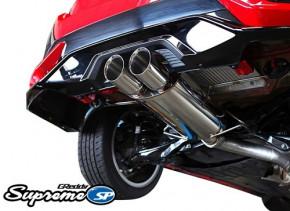 "GREDDY ""SP Supreme Cat-Back"" Abgasanlage Honda Civic Sport FK7 1,5 Turbo"