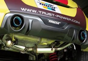 """GREDDY """"Comfort Sports GTS Ver.2"""" Abgasanlage für Suzuki Swift Sport ZC32S"""