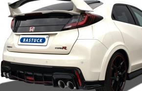 BASTUCK Sportauspuffanlage für Honda Civic FK 2 Type R