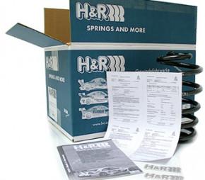 H&R Spezialfedern für Nissan 200SX S13