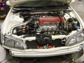 INJEN Cold Air Intake für Honda Accord Type R 98-02