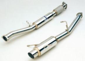 INVIDIA GT350 Cat Back Abgasanlage für Subaru Impreza GT 96-01