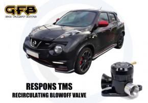 "GFB ""Respons TMS"" Blow Off Ventil für Nissan Juke Turbo"