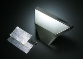"""MONSTER Sport """"Titanium Heat Shield"""" für Suzuki Swift Sport 1,6"""