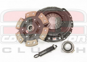 "COMPETITION CLUTCH Stage 4 ""6 Pad Sprung Ceramic"" Sport-Kupplung Subaru Impreza WRX 98-05"
