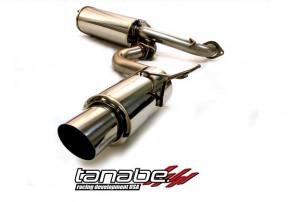 """TANABE """"Medalion Concept-G"""" Abgasanlage für Toyota Celica T23"""
