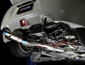 """TOMEI """"EXPREME Ti"""" Titanium Abgasanlage für Nissan 370Z  Z34"""