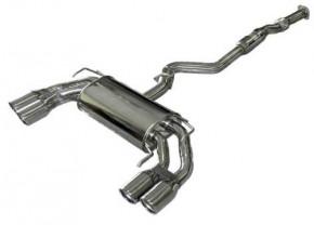 INVIDIA Q300 Abgasanlage für Subaru Impreza WRX STi 08- 2011