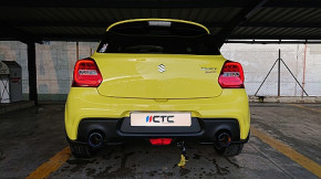 CTC Performance Cat Back Suzuki Swift Sport ZC33S