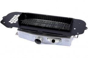 "GRIMMSPEED ""Top Mount Intercooler Splitter"" für Subaru Impreza 02-07 WRX / STI"